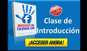 Multinivel en facebook