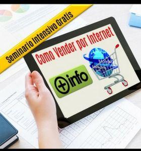 Curso de ventas en Internet, un completo seminario donde e enseñamos como vender cualquier producto, oportunidad o servicio por Internet