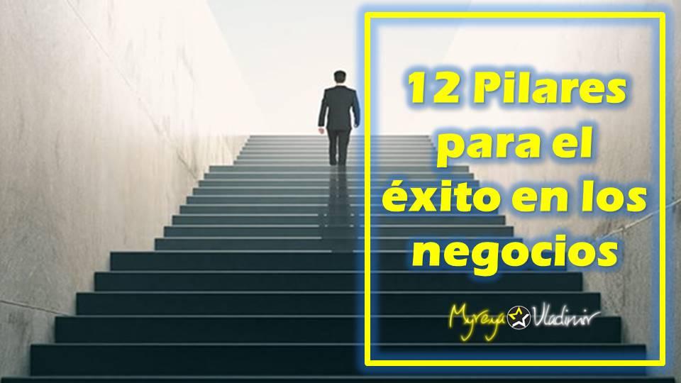 12 pilares para el éxito y los negocios – Parte I