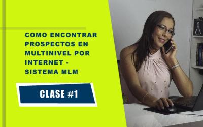 SISTEMA PARA ENCONTRAR PROSPECTOS POR INTERNET