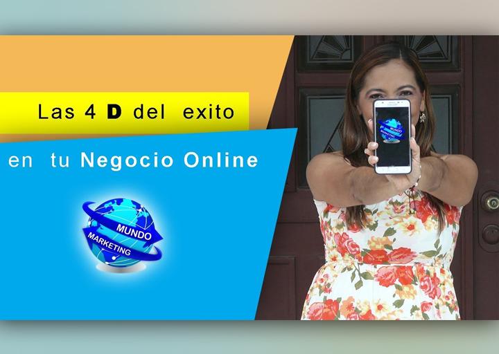 LAS 4 (D) DE TU NEGOCIO ONLINE