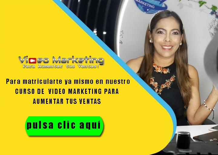 VIDEO MARKETING PARA AUMENTAR TUS VENTAS MASTER CLASS # 1